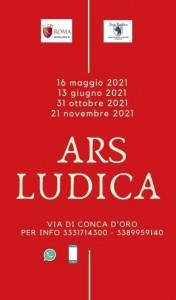MOSTRE MERCATO anno   2021 ROMA