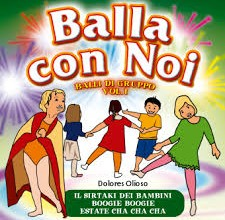 SOCIAL DANCE PER BAMBINI